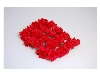 Click here for larger picture - Paper Rose Heads X20 Red  £4.99
