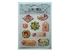 Click here for larger picture - Embellishments - Epoxy Adhesive Sentiment Plaques (EP035)   £1.79
