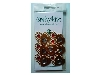 Click here for larger picture - Embellishments - Gold Twinned Gem Hearts (VS16)  £1.29