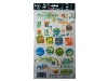 Click here for larger picture - Boy Sentiments 3D Epoxy Stickers (ESTK-ROY-3557)  £1.00