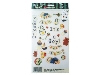 Click here for larger picture - Baby Boy 3D Epoxy Stickers (ESTK-MAL-3509)  £1.00