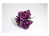 Click here for larger picture - Tea Roses X3 Purple  £1.79
