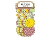 Click here for larger picture - BoBunny C&#180est La Vie Petals (BB13811600)  £4.49