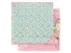 Click here for larger picture - Prairie Chic Wanderlust Paper.  (BB14101677)  £0.95