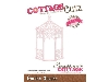 Click here for larger picture - CottageCutz Dies - Garden Gazebo (Elites)  £12.99