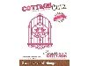 Click here for larger picture - CottageCutz Dies - Sweet Love Birdcage  £10.99