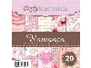 Click here for larger picture - Crafty Impressions 6X6 20 Sheet Patterned Paper Pad - Romanza (CIRMPD002) £3.99