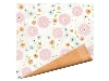 Click here for larger picture - Imaginisce Princess Posies 12x12 Paper.  (IM002669)  £0.95