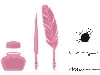 Click here for larger picture - Collectables - Quill Pen And Ink (MDCOL1375) £8.49