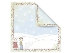 Click here for larger picture - Prima - Celebrate Jack N Jill -Seasons Greetings - 12x12  £1.10