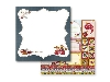 Click here for larger picture - Prima - Road Trip - Adventure - 12x12  £1.10