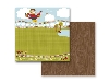 Click here for larger picture - Prima - Road Trip - Twists - 12x12  £1.10