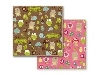 Click here for larger picture - Prima - So Cute - Boys Rule - 12x12  £1.10