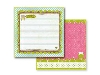 Click here for larger picture - Prima - So Cute - Noteworthy - 12x12  £1.10
