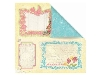 Click here for larger picture - Prima - Sweet Fairy - Fairy Notes - 12x12  £1.10