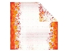 Click here for larger picture - Prima - Tropics - Fire At Sunset - 12x12  £1.10