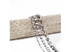 Click here for larger picture - Antiqued Rhinestone Chain B (SBGLC-002) £7.99