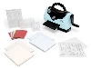 Click here for larger picture - Sizzix Texture Boutique Embossing Machine Beginners Kit  £35.99