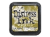 "Click here for larger picture - Tim Holtz Distress Ink Pads - 3 x 3"" Crushed Olive  £4.95"