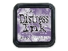 "Click here for larger picture - Tim Holtz Distress Ink Pads - 3 x 3"" Dusty Concord  £4.95"