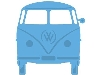 Click here for larger picture - Creatables - VW Bus (MDLR0359) £5.99