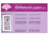 Click here for larger picture - A3 Parchment Pack (12 Sheets) 150g (PG61402)  £13.95