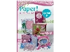 Click here for larger picture - Pergamano Magazine - Paper (No. 9) - Butterfly Kisses (PG81091)  £3.60