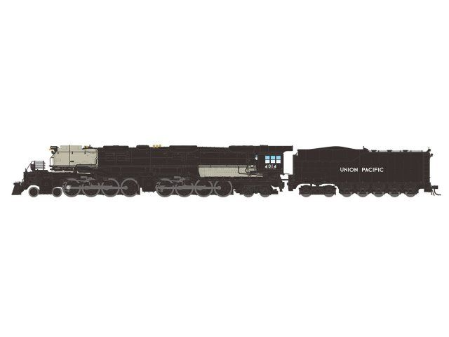 "Union Pacific Heavy Freight Train Class 4000 ""Big Boy"" 4014 150th Anniversary Of The First Transcontinental Railroad (HR2753) - £346.49"