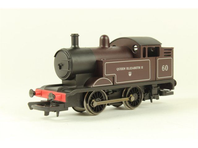 "BR 0-4-0 ""Queen Elizabeth II"" ""60"" 2012 Collector Club Loco (R3091) - £29.99"