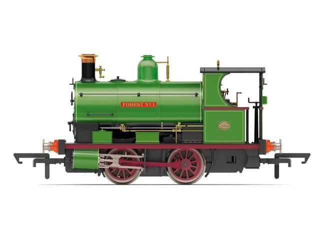 Charity Colliery Peckett W4 Class 0-4-0ST Forest No. 1 (R3680) - £89.99