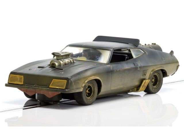 Ford XB Falcon Matte Black (C3983) - £40.99